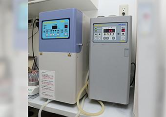 Gas sterilizer